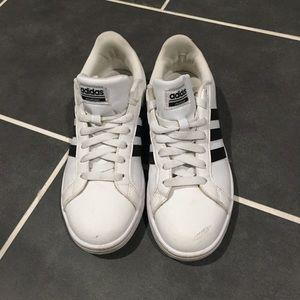 Adidas cloud memory foam sneakers